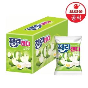 [오리온] 젤리캔디 사과 40g 12개입 x2팩