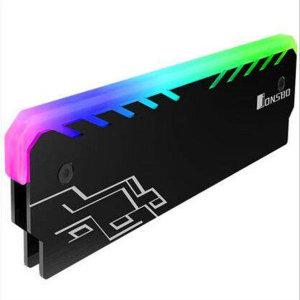 JONSBO/메모리 방열판/램/NC-1/블랙/화이트/존스보