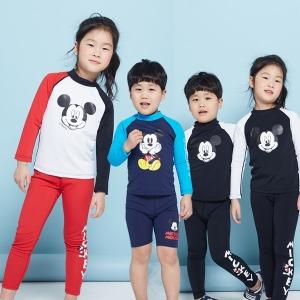 유아 아동 래쉬가드 워터레깅스 수영복 반바지 남아