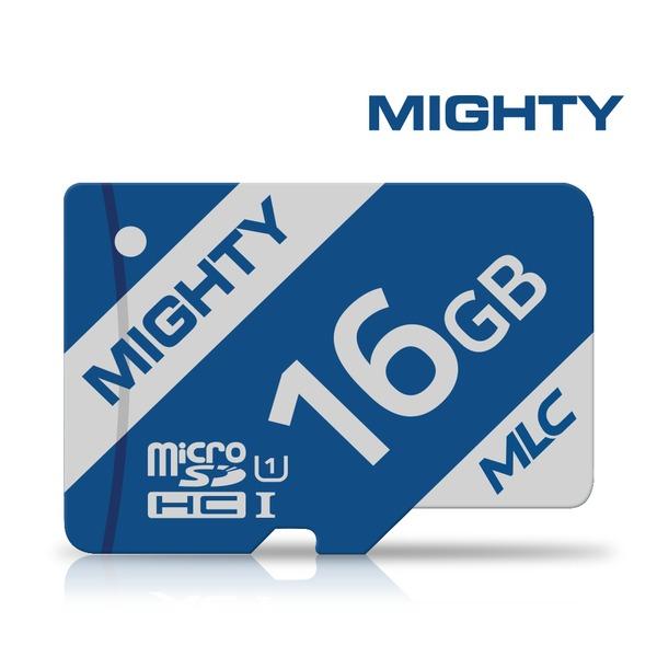 마이티 microSD Class10 UHS-I 16GB MLC/블랙박스용