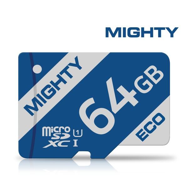 마이티 microSD Class10 UHS-I 64GB TLC 마이크로sd