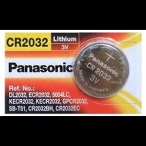 (파라소닉) 수은건전지 CR2032(리듐3V5개묶음) 둥근건