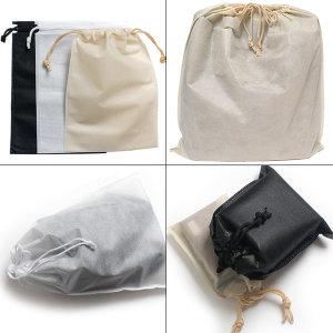 부직포주머니 부직포가방 포장봉투 방향제주머니