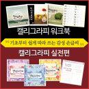 캘리그라피책/영그린/책/워크북/펜/그래피+사은품