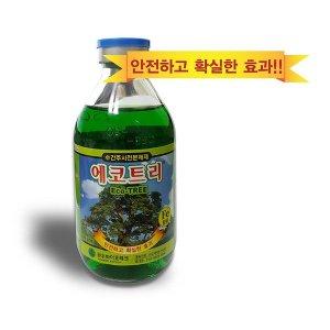 에코트리 300ml 수간주사 수목영양제 수액 나무주사