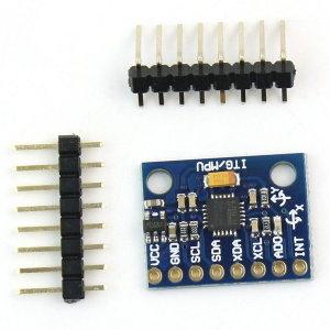 아두이노 MPU-6050 3축 가속도 자이로 센서 모듈