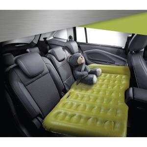 캠핑 자동차 차량 차량용 에어매트 뒷좌석 카키