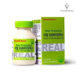 유산균 리얼 프로바이오틱스 1병(2개월분)