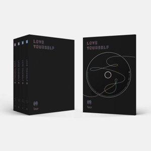 예약판매5/18발매 1CD_방탄소년단(BTS)-정규3집 LOVE YOURSELF 轉 TEAR (초도한정포스터+지관통+미니북+등