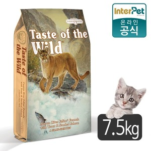 토우TOW 고양이사료 송어훈제연어 캣 7.5kg
