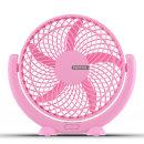 요이치 초대형 슈퍼펜 싸이클론 탁상용 선풍기 핑크