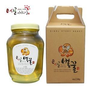 2019햇꿀(설탕0%) 탄비-23.4% 아카시아벌꿀/잡화꿀