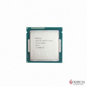 인텔 i5-4세대 4670K (하스웰) 1150소켓 CPU만 (중고)