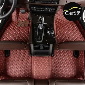 차선생 크라이슬러 300C 입체 카매트 자동차매트 5D