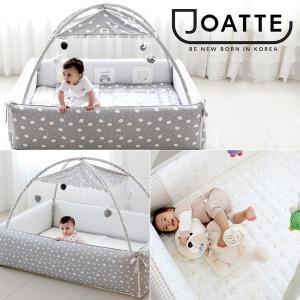 범퍼침대 유아침대 아기침대 쿠션침대 매트 아기침대