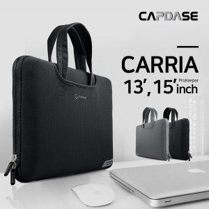 캡데이스  Carria 캐리아 13 15 인치 노트북 가방