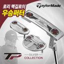 (로리맥길로이우승퍼터) 테일러메이드 TP 컬렉션 퍼터