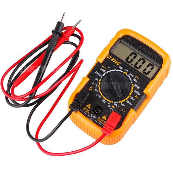 멀티 테스터기 측정기 전류 전압 저항 멀티메타