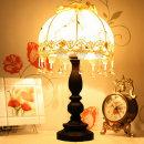 크라운비즈-엔틱 스탠드조명/침실 무드등 취침등 전등
