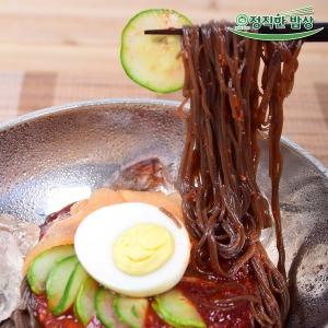 냉면 여름대표 별미 평양냉면 20인분+비빔장 20봉특가