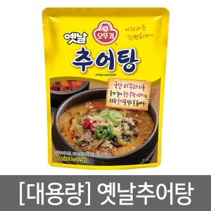 옛날 추어탕 (상온) 500g 3개 /대용량