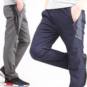 여름 신상품 기능성 스판 트레이닝팬츠 츄리닝 자업복