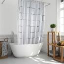 샤워커튼 큐브 / EVA 욕실 화장실 방수 가림막