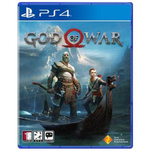 PS4 갓오브워 한글판/갓 오브 워/갓오브워4