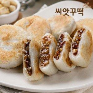 부산명물 씨앗호떡 해바라기+땅콩(60g 5개x4세트)