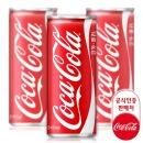 콜라 250ml 30캔 공식인증판매처 코카콜라 탄산음료