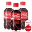 콜라 300ml 24PET 공식인증판매처 코카콜라 탄산음료
