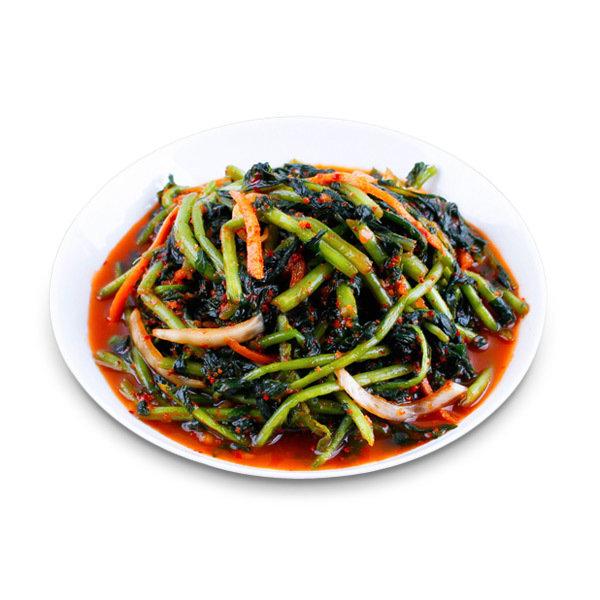 마녀 짜박이 열무김치 2kg / 김치 반찬