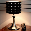 이태리도트-블랙 스탠드조명/침실 무드등 취침등 전등