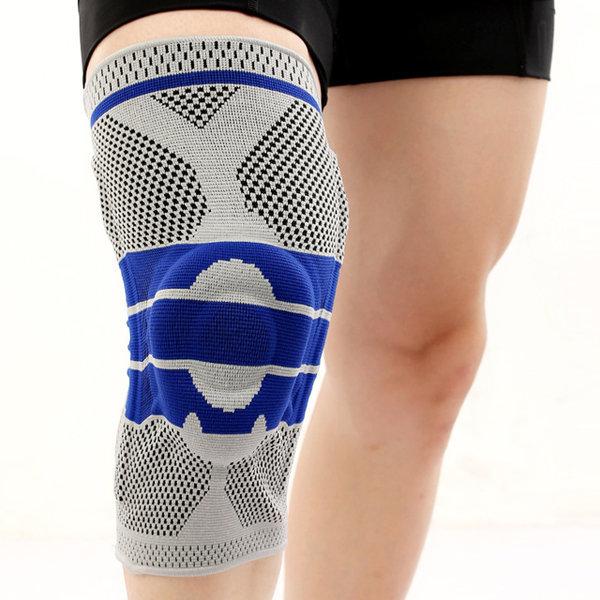 무릎보호대 1개 무릎지지대 무릎아대 관절 압박보호대