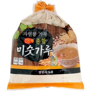 성진사식품 18곡 종합 미숫가루 1kg