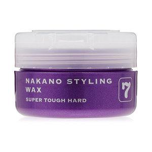 나카노 스타일링 헤어왁스 90g 7번 슈퍼하드급