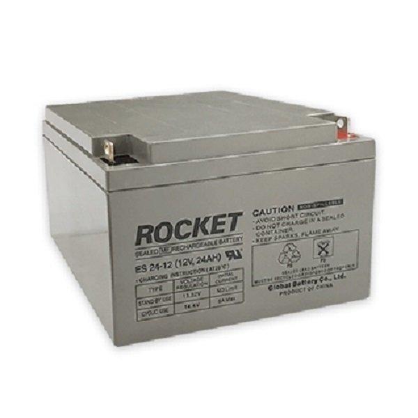 연축전지/납축전지 로케트 ES24-12(12V 24Ah)