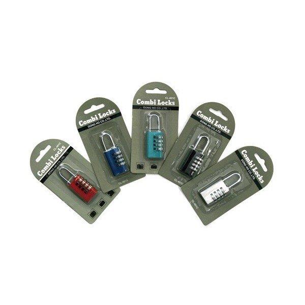 오피스디포  콤비락 번호 자물쇠(CL-401C)