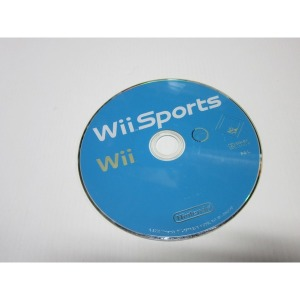 Wii Sports RVL-006(EUR) 유럽판 닌텐도위 게임CD H52