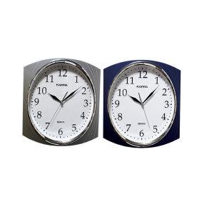 카파 IP251 저소음 무브먼트 벽시계/벽걸이시계