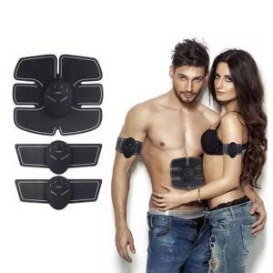 EMS 복근 어깨 운동 식스패드 복근패드 식스팩 8팩