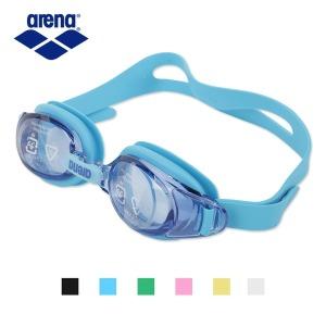 아레나 수경 AFAAG75 아동수경 물안경 수영 주니어