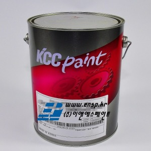 KCC QT606-1999 내열흑색 4L 600도용 철재.난로페인트