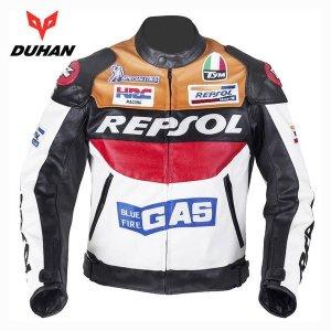 DUHAN 재킷 레이싱 잠바 오토바이 GP REPOL 항공잠바