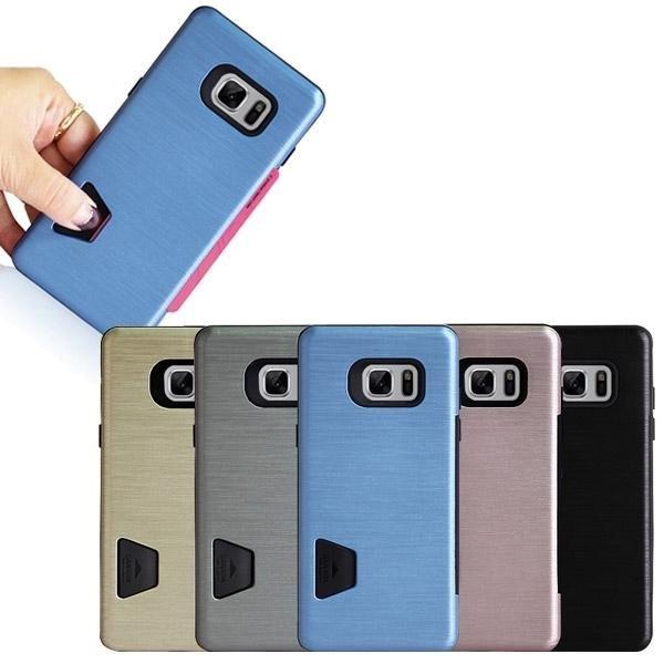 LG G6(LGM-G600 엘지) - 가나다 카드 범퍼케이스