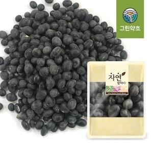 국내산 서리태 검은콩 검정콩 300g