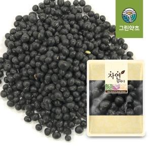 국내산 서목태 쥐눈이콩 약콩 검은콩 300g
