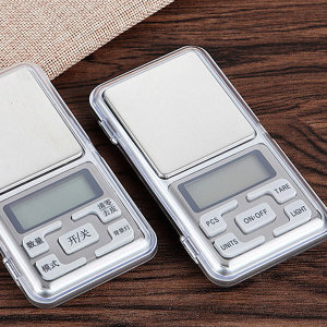 DH668 초정밀저울 휴대용 전자저울 200g/0.01g (이유