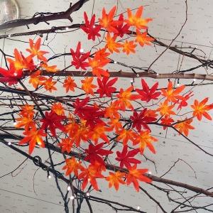 단풍가지 오리지널/단풍잎/조화가지/인조가지/조화잎