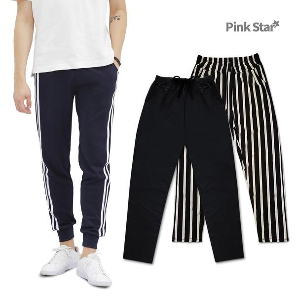 (3+1 한장더) 핑크스타 원조 대나무쿨링팬츠/쿨티셔츠